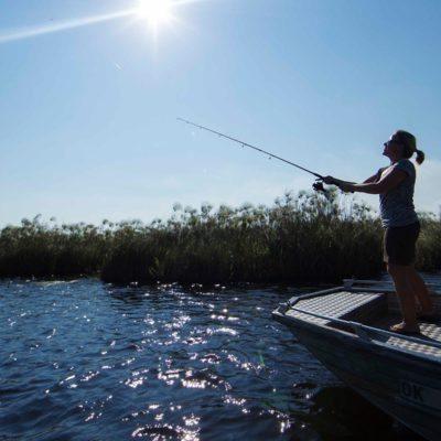 BoatFishing CampO 12708-2