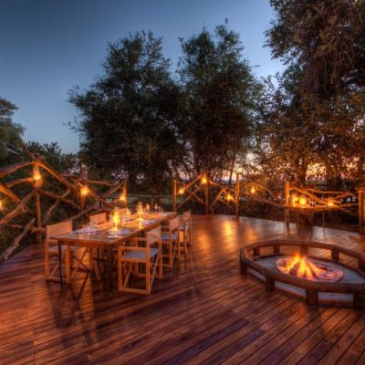 Camp Moremi - Dining Deck(3)