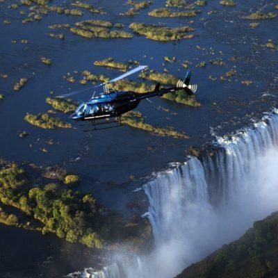 EC- activities - helicopter flight