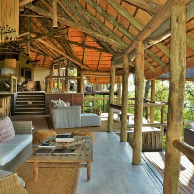 Goha HIlls - lounge