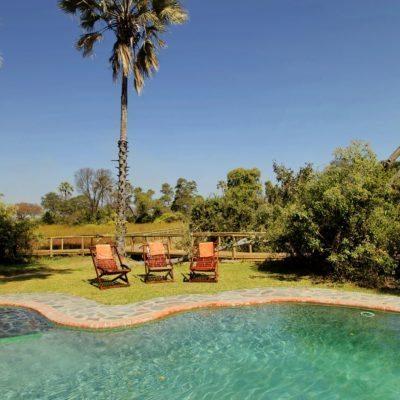 Gunna Camp - Pool