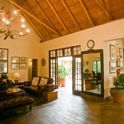 Ilala LOdge -main area