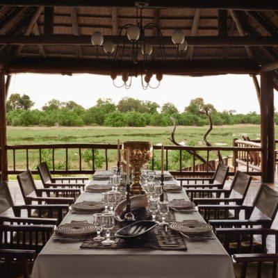 KRL - dining area
