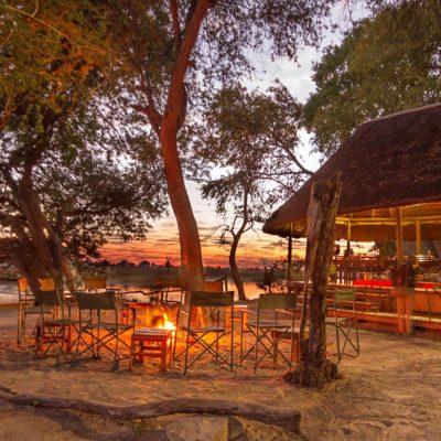 Kwando Lagoon camp 2
