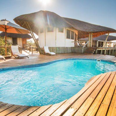 Kwando Tau Pan pool