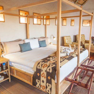 Kwando Tau Pan room