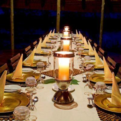 Lagoon - dining room