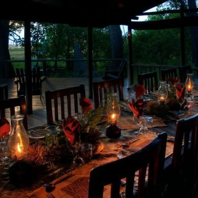 Little Kwara - dining room