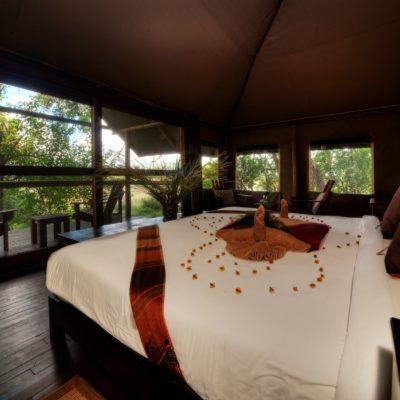 Little Kwara - double bedroom