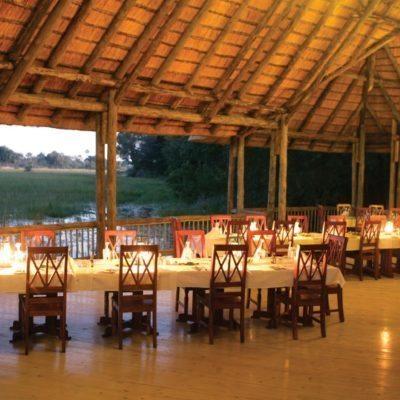 MC - dining area