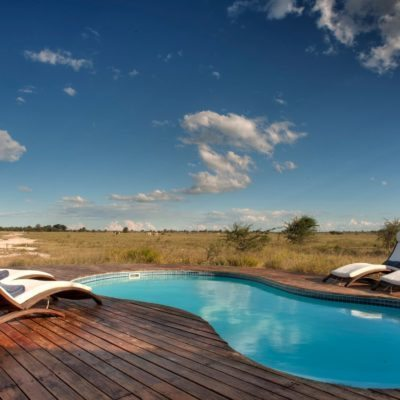 Nxai Pan Camp - Pool