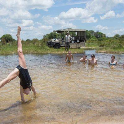 Okavango vehicle
