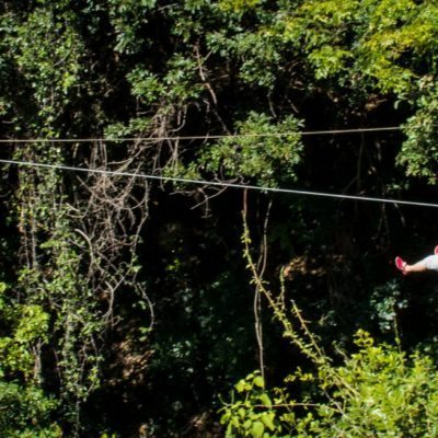 VF - Activities - canopy tour