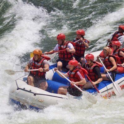 Vf - activities - water rafting