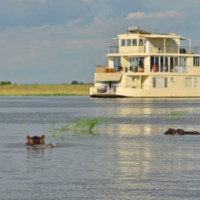 ZQ Collection Princess on Chobe River