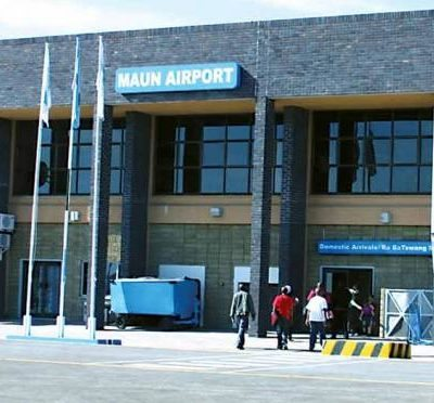 Maun-Airport