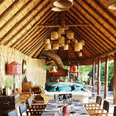 13Mapula-Lodge-Main-area-dining-table-setup