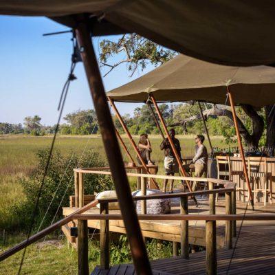 Africa, Botswana, Sanctuary Stanley's Camp