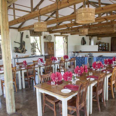 CEC - dining area