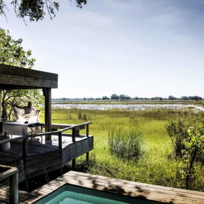 Vumbura, Wilderness Safari Camp, Okavango Delta, Botswana